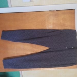 Small under armour gray jogging pants